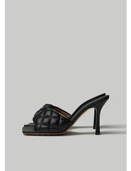 Puff Heel Sandal by Bottega Veneta
