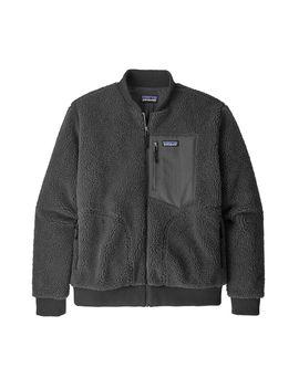 Patagonia Men's Retro X® Fleece Bomber Jacket by Patagonia