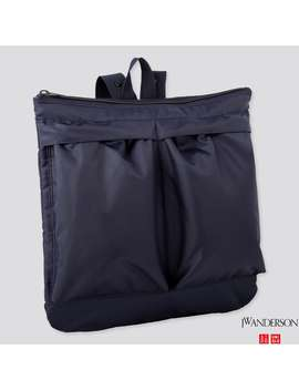 Jw Anderson Reversible 2 Way Bag by Uniqlo