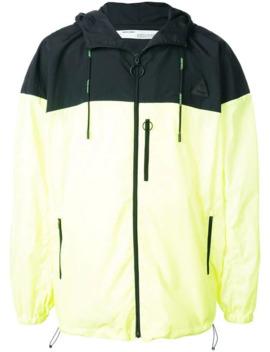 Oversized Windbreaker Jacket by Off White