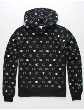 Champion All Over Mens Hoodie by Champion