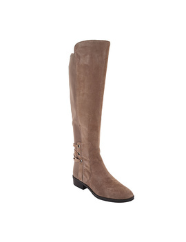 Vince Camuto Wide Calf Leather Or Suede Tall Shaft Boots by Vince Camuto