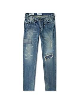 Fdmtl Slim Fit Straight Cs61 Denim Jean by Fdmtl