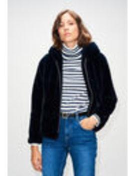 Fake Fur Short Coat by Claudie Pierlot