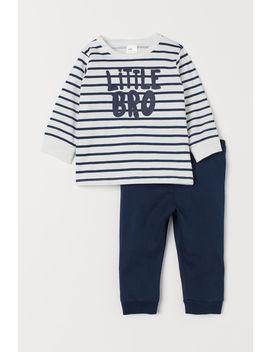 Sibling Pyjamas by H&M