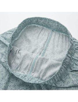Pantalon DrapÉ À Pois Femme by Uniqlo