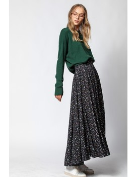 Joyo Mini Print Season Skirt by Zadig & Voltaire