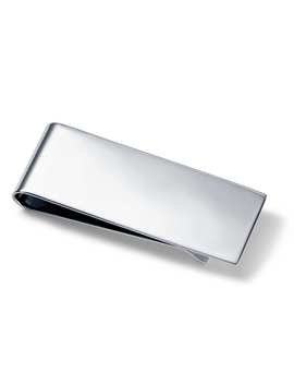Classic Money Clip In Sterling Silver by Blue Nile