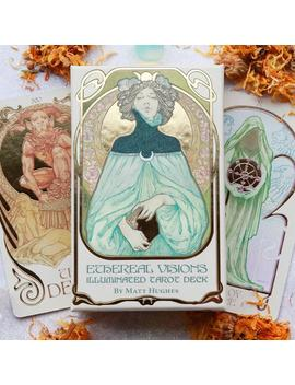 Ethereal Visions Tarot Deck by Etsy