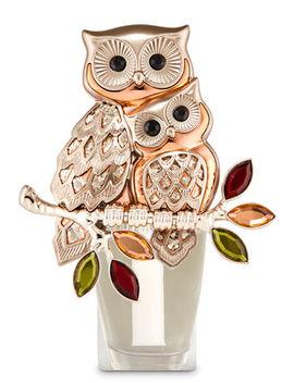 Owls Nightlight\N\N\N Wallflowers Fragrance Plug    by Bath & Body Works
