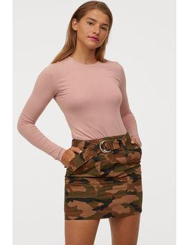 Блуза с дълъг ръкав by H&M