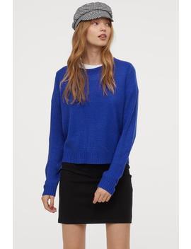 Плетен пуловер by H&M
