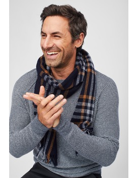 Wool Cashmere Scarf by Bonobos