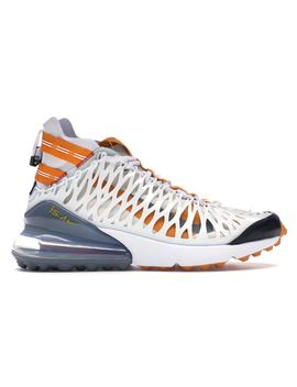 Air Max 270 Ispa White Amber Rise by Stock X