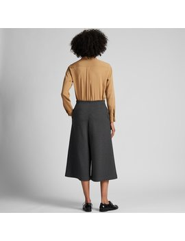 Jupe Culotte Cropped Femme by Uniqlo