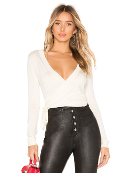 Pull Cropped DrapÉ Wrap It by Lovers + Friends