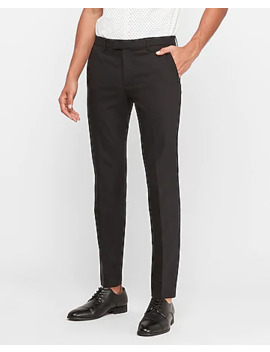 Extra Slim Double Weave Tech Performance Dress Pant by Express