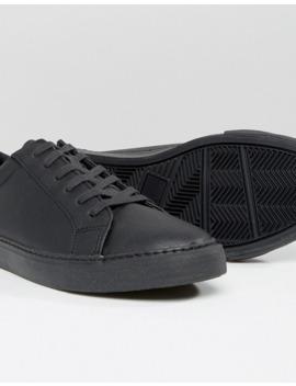 Asos Design – Sneaker In Schwarz by Asos