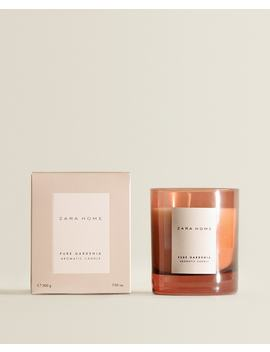 Pure Gardenia Scented Candles by Zara Home