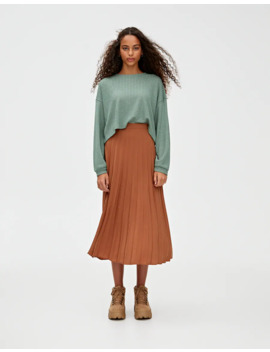 Pull Court Ajouré by Pull & Bear