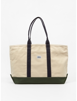 Stefan Beach Bag   Ecru by Norse Projects