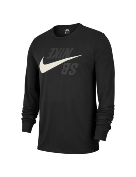 Nike Sb Backward L/S T Shirt by Nike Sb