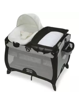 Graco® Pack 'n Play Playard Quick Connect Portable Napper With Bassinet In Ashland by Bed Bath And Beyond