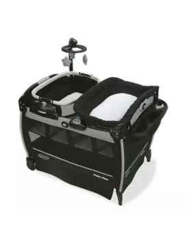 Graco® Pack 'n Play® Nearby Napper Playard In Davis™ by Bed Bath And Beyond