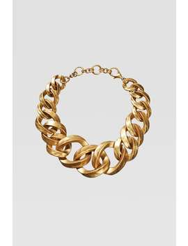 Limited Edition Chain Link Necklace by Zara