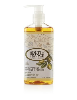 South Of France Hand Wash, Lemon Verbena, 8 Oz by South Of France