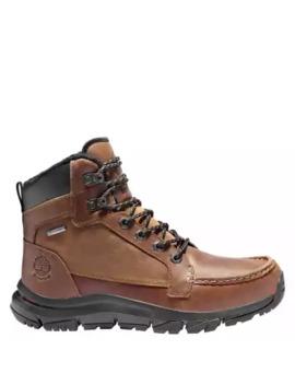 Men's Garrison Field Sport Waterproof Hiking Boots by Timberland