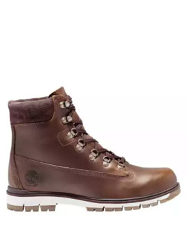 Men's Radford 6 Inch D Ring Waterproof Boots by Timberland
