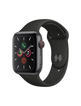 Apple Watch Series 5 Gps + Cell Space Gray With Black Band by Apple