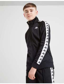 Kappa Anniston Track Top Junior by Jd Sports