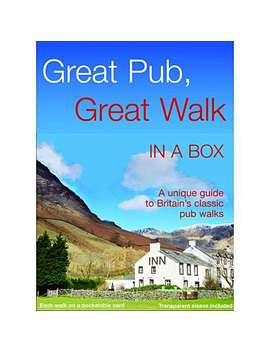 Great Pub, Great Walk by Olivar Bonas