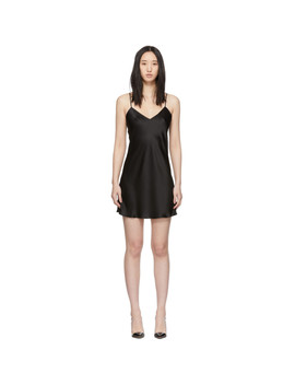 Black Dream Short Dress by Simone PÉrÈle