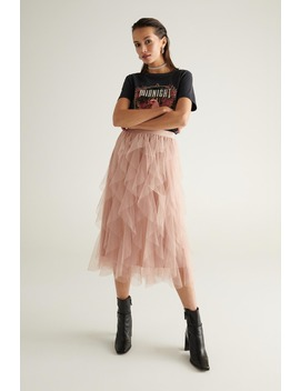 Tulle Skirt by Ginatricot