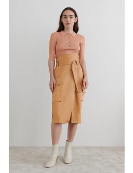 Vandana Utility Skirt by Ginatricot