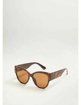 Okulary Przeciwsłoneczne Oversize by Mango