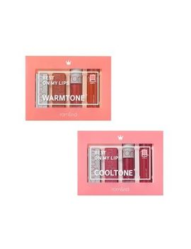Romand   Mini Lip Kit Best On My Lips Limited Edition   2 Types by Romand