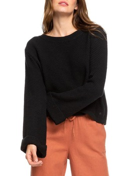 Sorrento Shades Bell Sleeve Sweater by Roxy