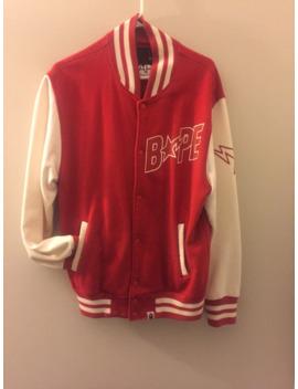 Bape Varsity Jacket Size M by Bape  ×