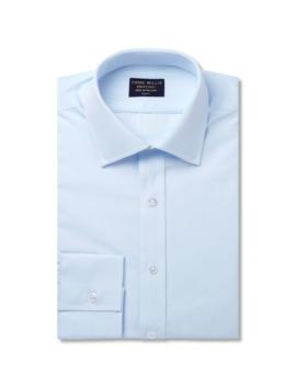 Blue Cotton Shirt by Emma Willis