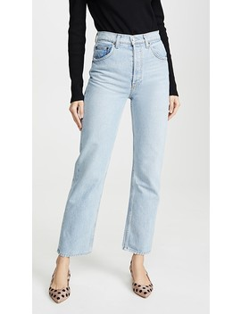Cynthia High Relaxed Jeans by Reformation