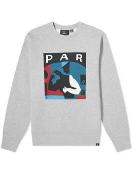By Parra Street Fighter Crew Sweat by By Para