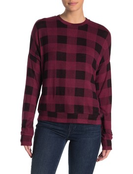 Cozy Dolman Sleeve Top by Abound