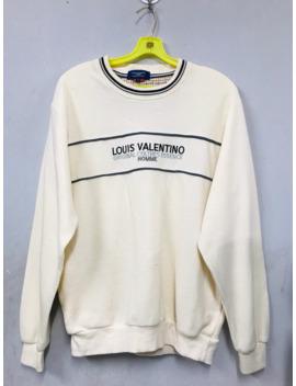 Louis Valentino Sweatshirt by Valentino  ×  Designer  ×