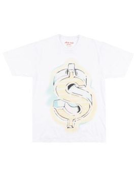 Asap Mob 2017 Too Cozy Tour Money Sign T Shirt by Asap Rocky  ×  Awge  ×