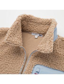 Men Jw Anderson Windproof Fleece Lined Jacket by Uniqlo