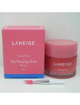 Korea Cosmetics [Laniege] Lip Sleeping Mask 0.70oz/20g by Ebay Seller